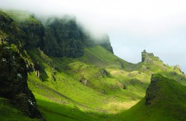 The Quiraing Circuit Ecosse